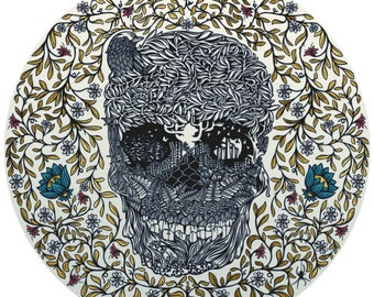 Hedgerow Skull