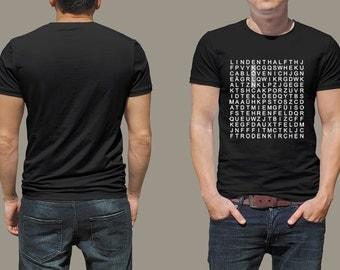 Cologne Cologne shirt, shirt, T-Shirt Cologne