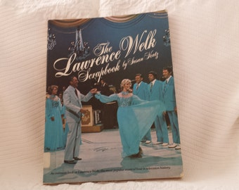 Lawrence Welk Story book