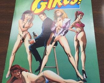 Classic Girls #1 Eternity Comics NM