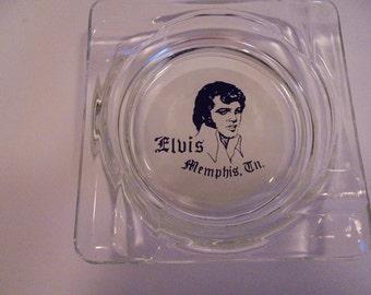 Elvis Presley Collectors Ash Tray