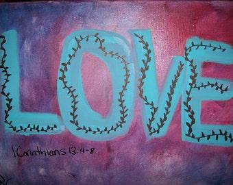 Love Christian Art