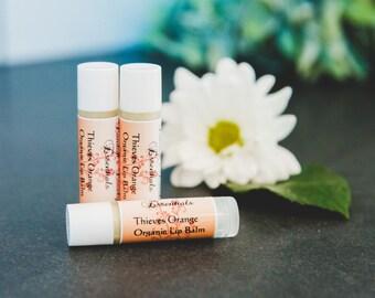 Thieves Orange Organic Lip Balm