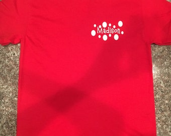 Personalized T-shirts, Custom Design Shirts,