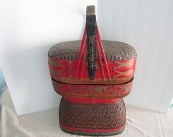 Chinese Wedding Basket (3 Pieces)