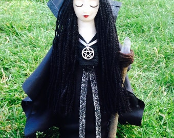Hecate - Goddess of the Witches. Made to order.