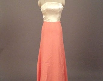 Fun and Playful Orange short dress with lace bodice