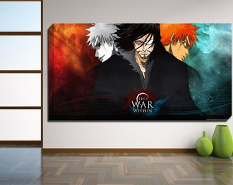 Bleach Anime Canvas