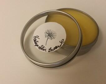 Organic Healing Skin Butter - Skin Nourishing - Body Butter - Skin Care