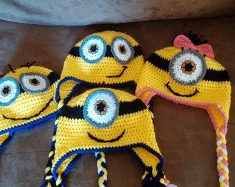 Minion hats