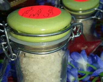 Hazies bath crystals