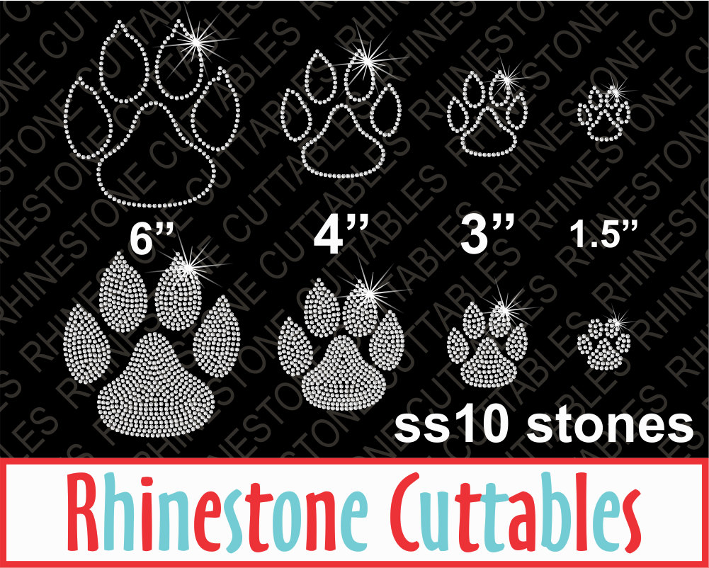 This is a picture of Tactueux Rhinestone Patterns Free Printable