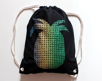 "Gym bags ""Pineapple"""
