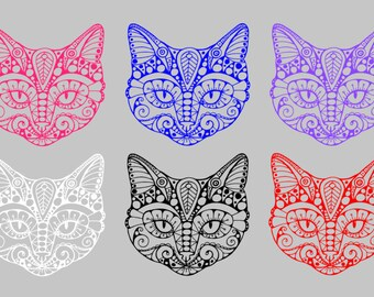 Cat | vinyl | wall decal sticker | car decal sticker|