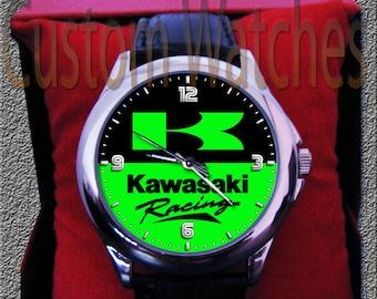 Watch kawasaki logo (b)