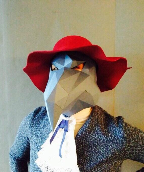 how to make crow fancy dress