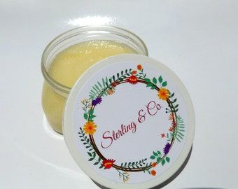 Body Scrub - 4 oz. Sugar Scrub - Choose your scent!