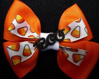 Disney bow - Halloween - Boo To You