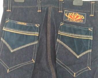 Castaway Deadstock Bell Bottom Jeans