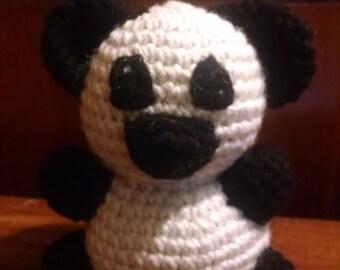 Crochet Panda