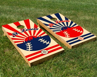 St. Louis Cardinals Cornhole Board Set