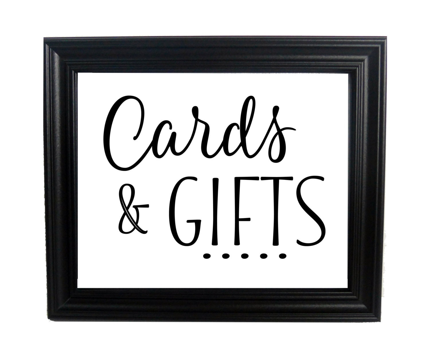 Wedding Gift Table Signage : Wedding Card & Gift Table Sign Trendy Style by ItsaSignPrintables