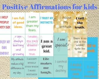 Affirmation box | Etsy