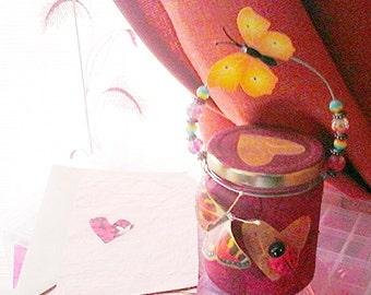 Magical LED Love & Light Lantern