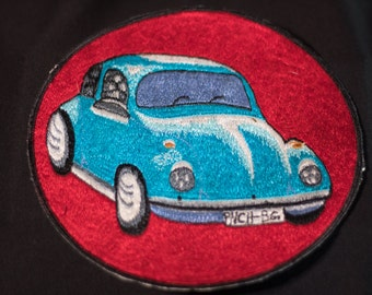 Large Vintage Punch Buggy Patch