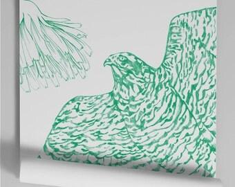 Kekeko green wallpaper