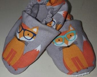 Fox soft sole shoes