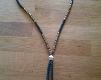 Chain with tassel