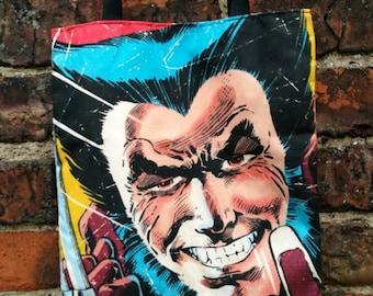 Mini Marvel tote - Logan (Wolverine)