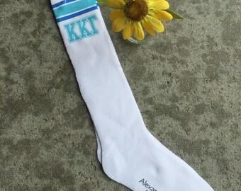 Sorority Knee High Socks