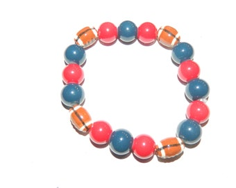 New York Giants Color's  Bracelet