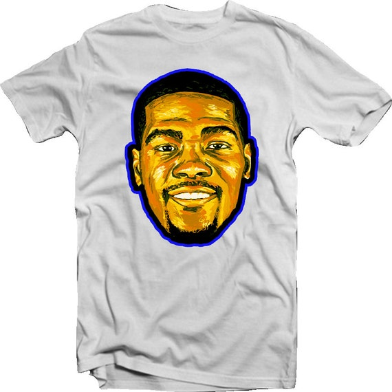 Youth Kevin Durant Golden State Shirt Youth Kids