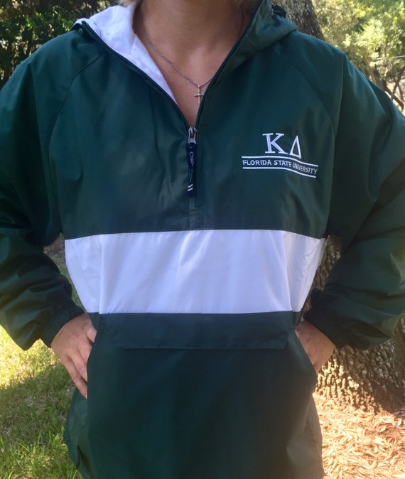 f6cb0b3c1 Sweet Vintage Beach, LLC. 0. Custom Sorority Lightweight Windbreaker/Rain  Jacket (Kappa ...