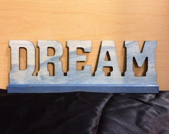 Wooden Word Art