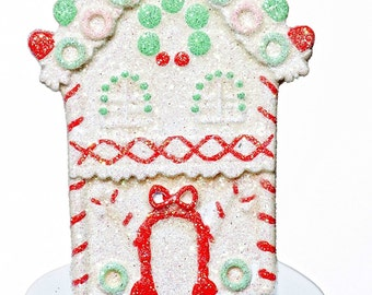 Sugar House Personalized Ornament-Comes with Free Gift Bag