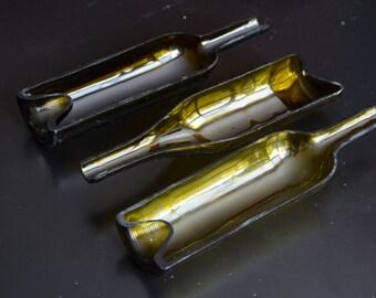 Wine Bottle Trays- Set of 2