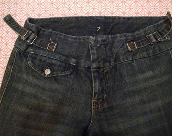 CLEARANCE Vintage Jean flares. Reduced 10.00