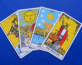 10 Tarot Card Reading (Questions, General, Love, and Financial)