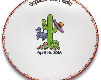 A Very Festive Fiesta Birthday Signature Platter