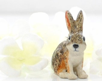 Jackrabbit Rabbit Bunny Necklace Jaxxy - Bunny Pendant - Rabbit Jewelry - Gift for Rabbit Lover