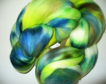 Wool Top Merino for Hand Spinning or Felting