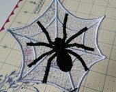 Custom Order for ARN - Free Standing Lace Spider Webs