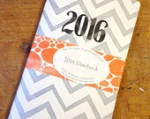 2016 Datebook and Planner