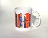 Ideal Bookshelf Mug: Novels, 1993-2013