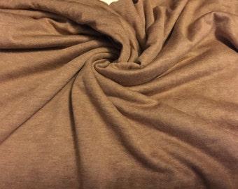 Rayon  Jersey  Knit Fabric 1 Yard