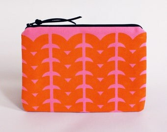 DRIFT pouch in Pink  (Limited Edition Color)